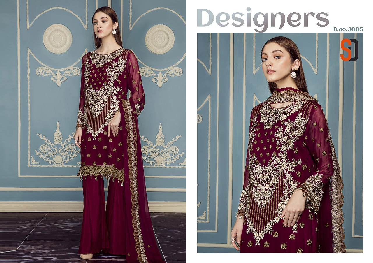 Shraddha Designer Kuch Khas 1005