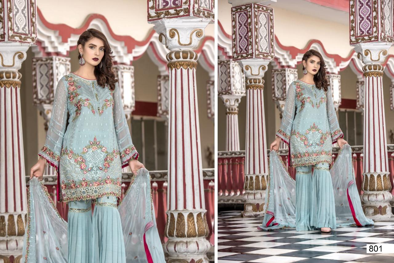 Samaira Fashion Maryam's 801