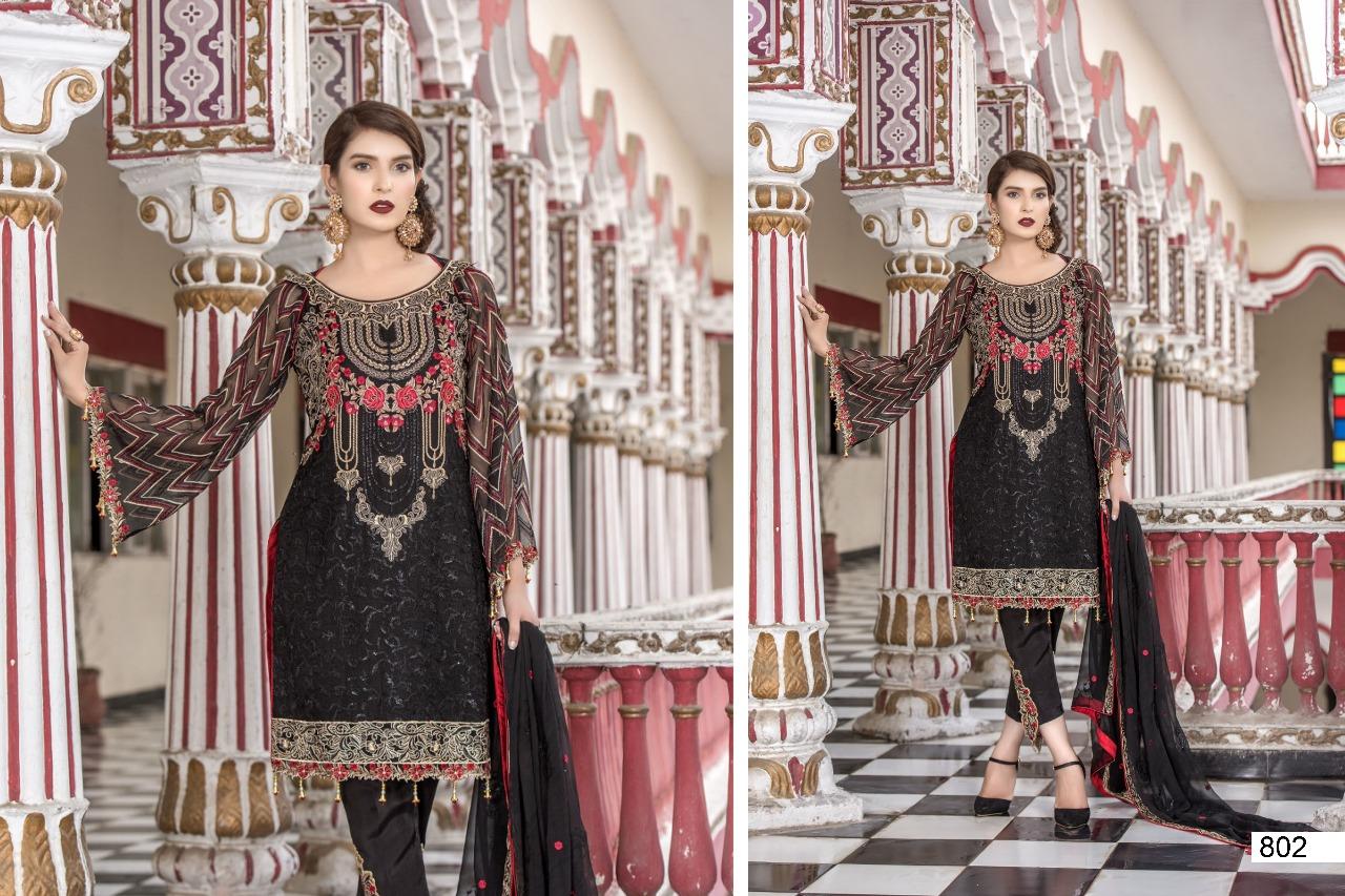 Samaira Fashion Maryam's 802