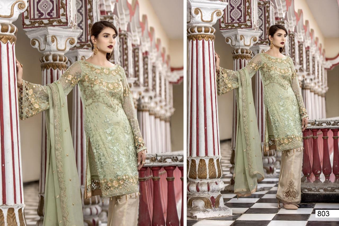 Samaira Fashion Maryam's 803