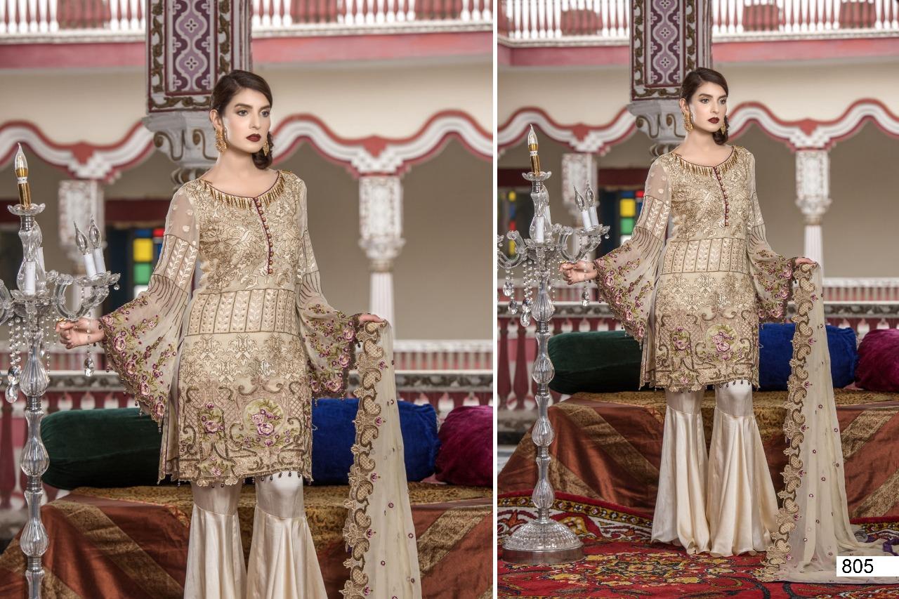 Samaira Fashion Maryam's 805