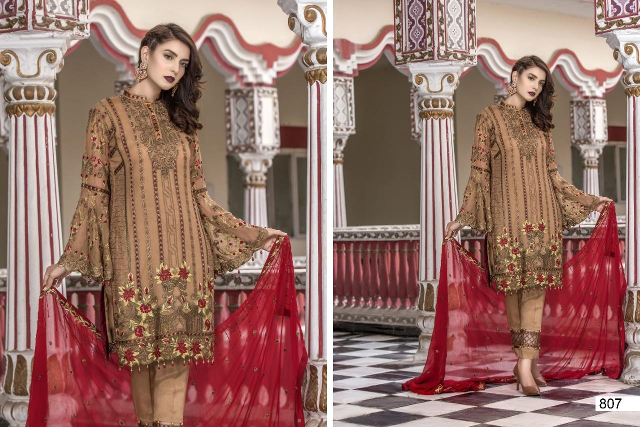 Samaira Fashion Maryam's 807