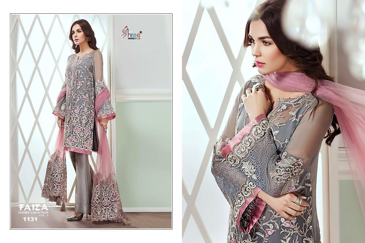 Shree Fabs Faiza Luxury 1131