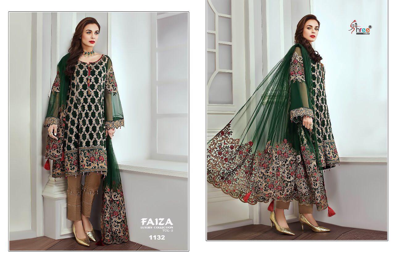 Shree Fabs Faiza Luxury 1132