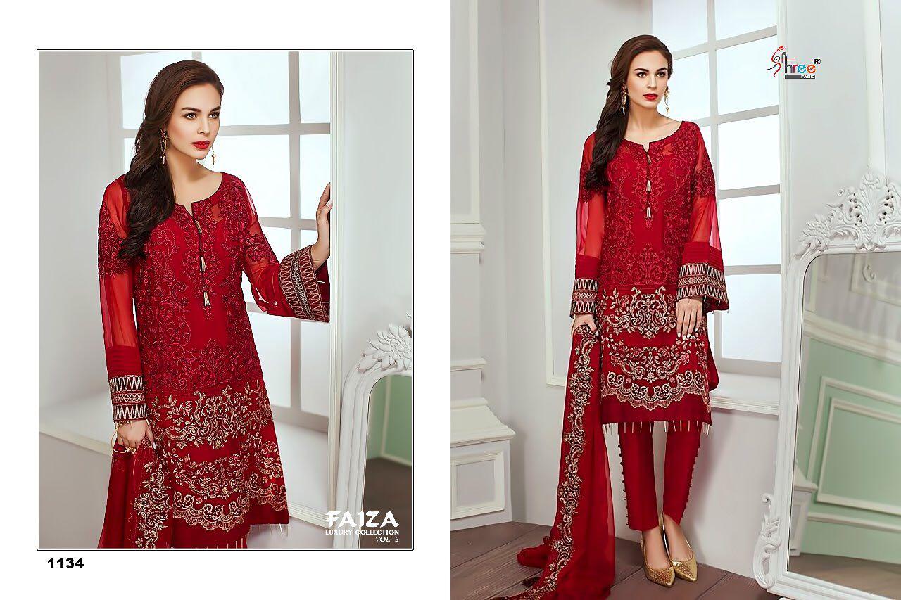 Shree Fabs Faiza Luxury 1134