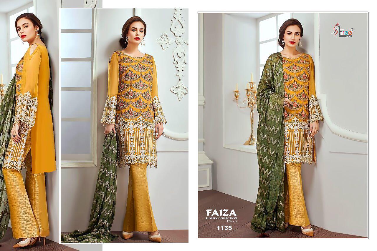 Shree Fabs Faiza Luxury 1135