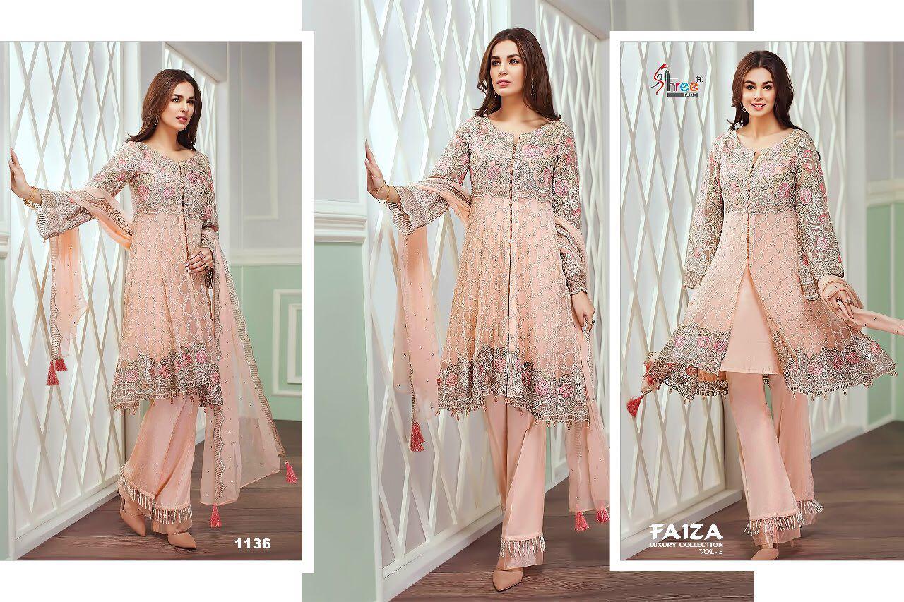 Shree Fabs Faiza Luxury 1136
