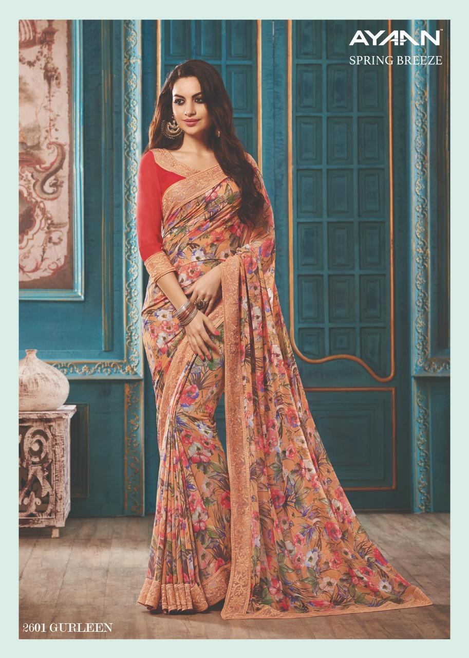 Vipul Fashion Spring Breeze Ayaan 2601