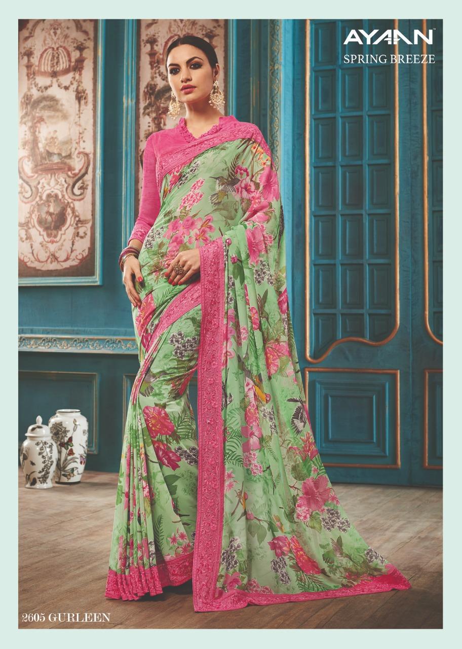 Vipul Fashion Spring Breeze Ayaan 2605