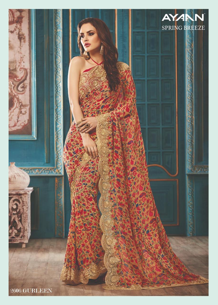 Vipul Fashion Spring Breeze Ayaan 2606