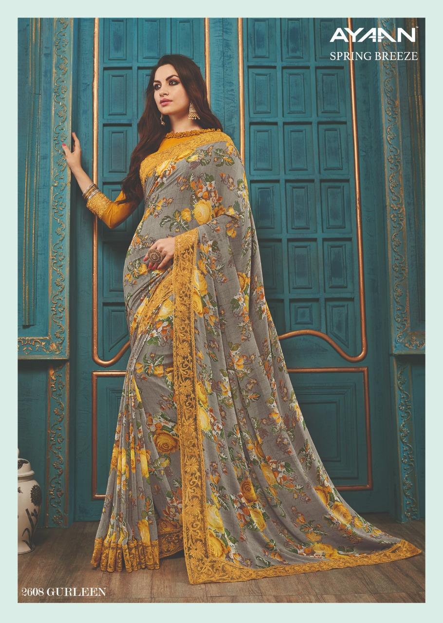 Vipul Fashion Spring Breeze Ayaan 2608