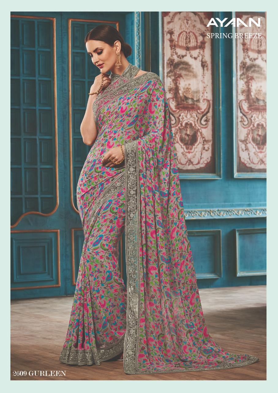 Vipul Fashion Spring Breeze Ayaan 2609