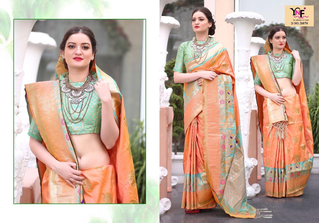 Yadu Nandan Fashion Indu Silk 28870