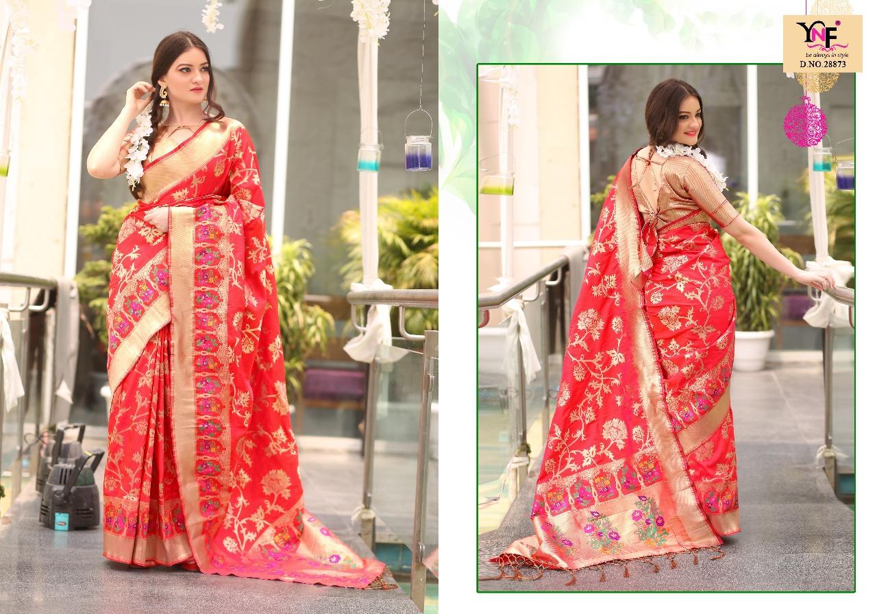 Yadu Nandan Fashion Indu Silk 28873