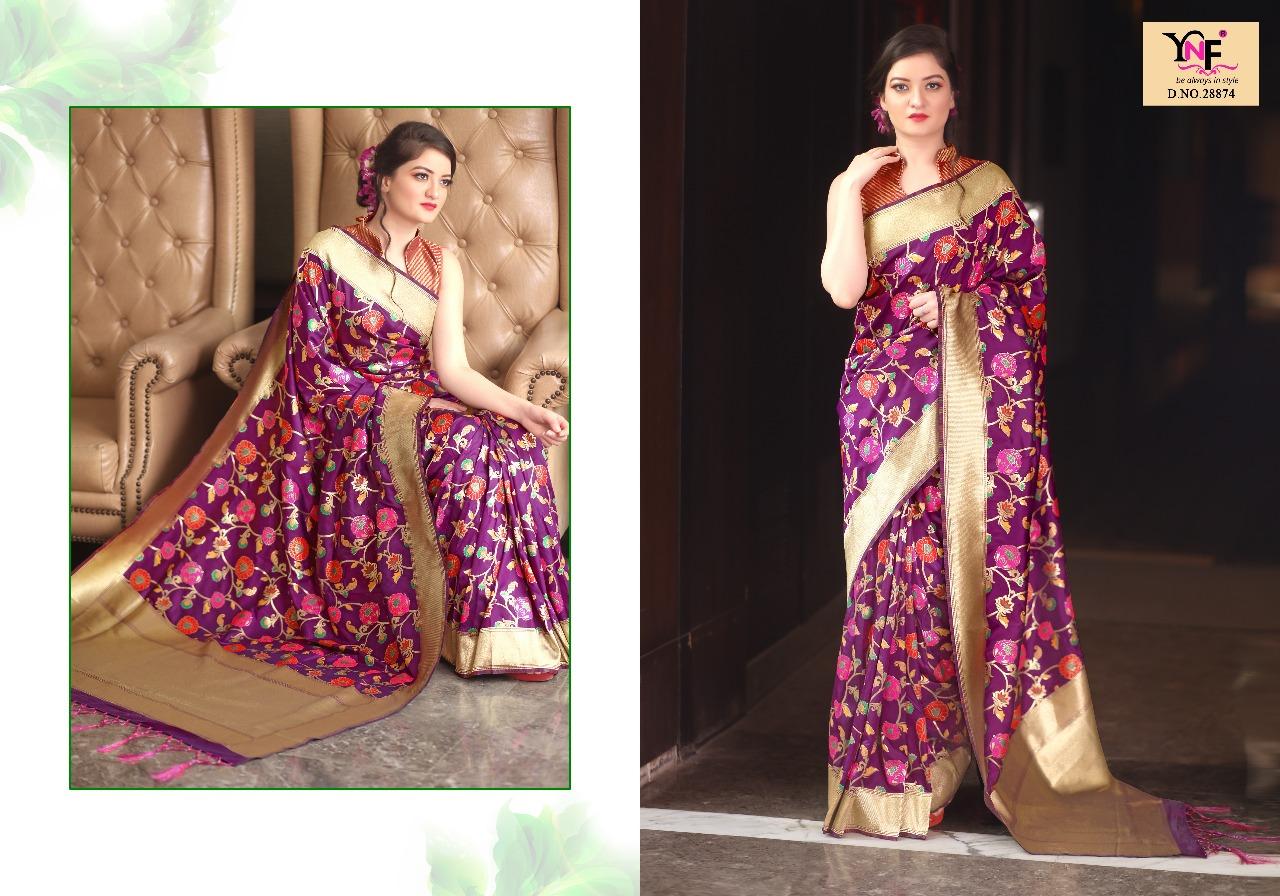 Yadu Nandan Fashion Indu Silk 28874