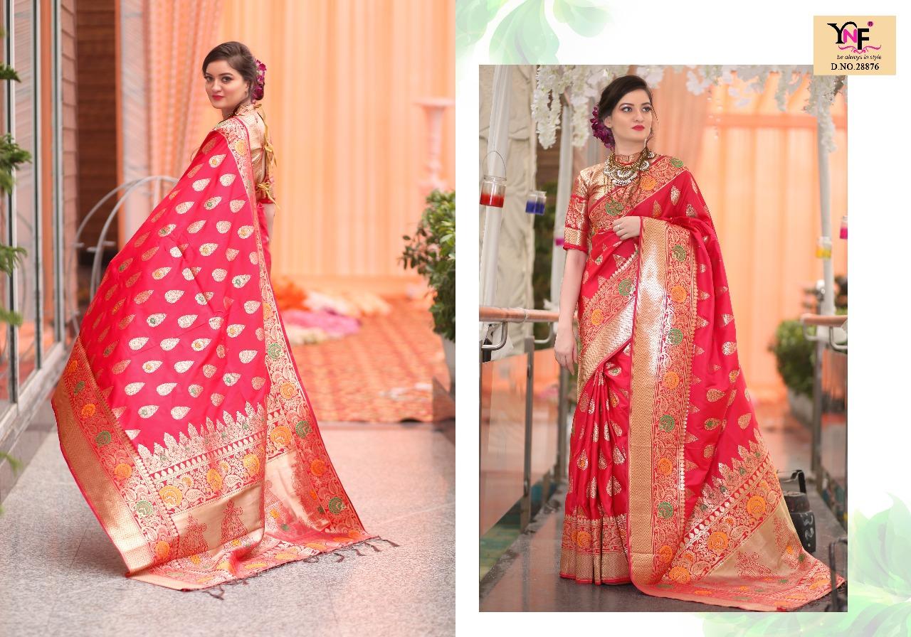 Yadu Nandan Fashion Indu Silk 28876