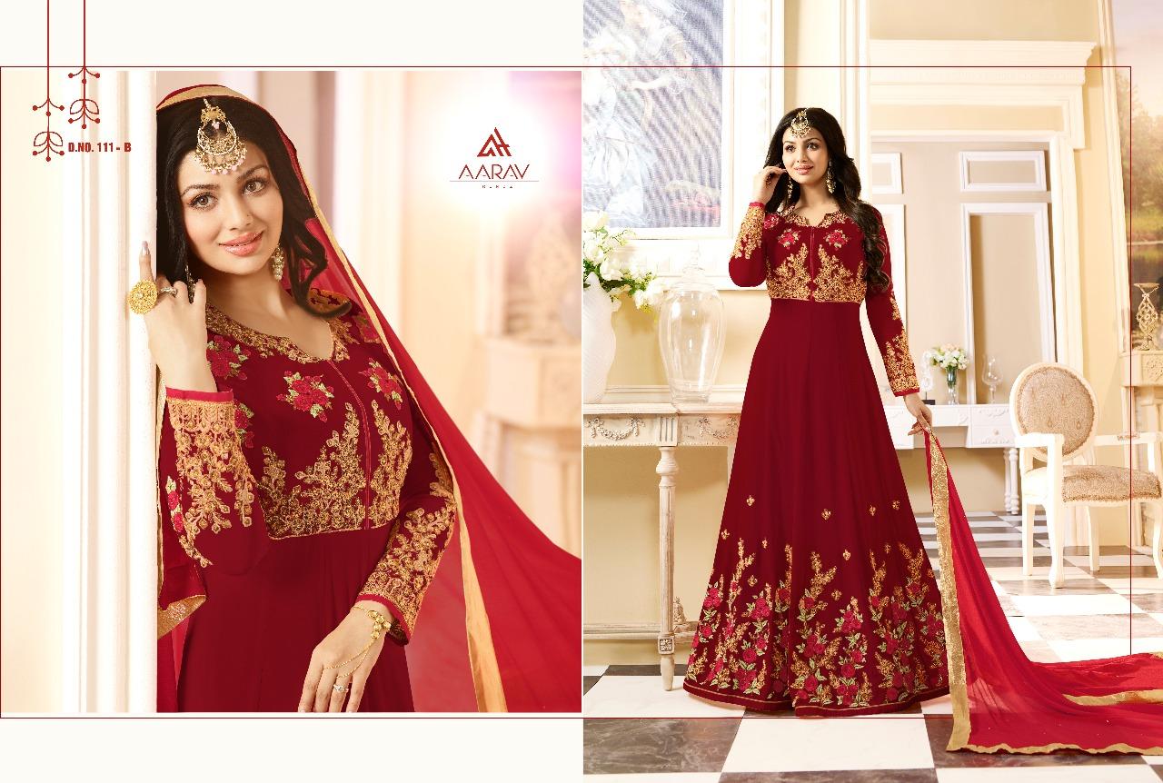 Aarav Trendz Aafreen Gold 111 B