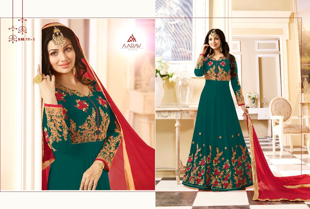 Aarav Trendz Aafreen Gold 111 C