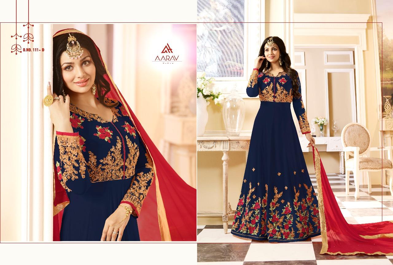 Aarav Trendz Aafreen Gold 111 D