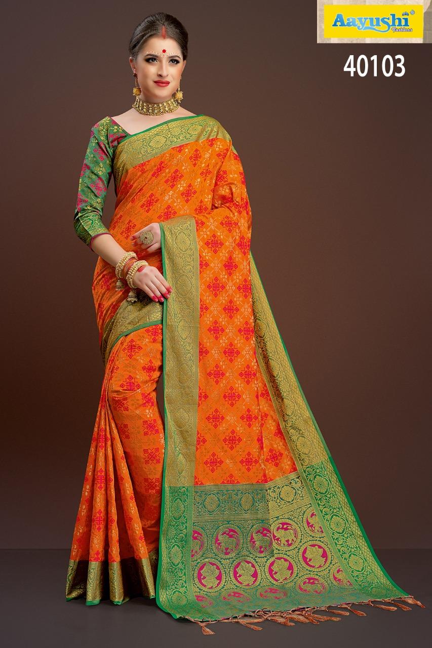 Aayushi Haute Couture 40103