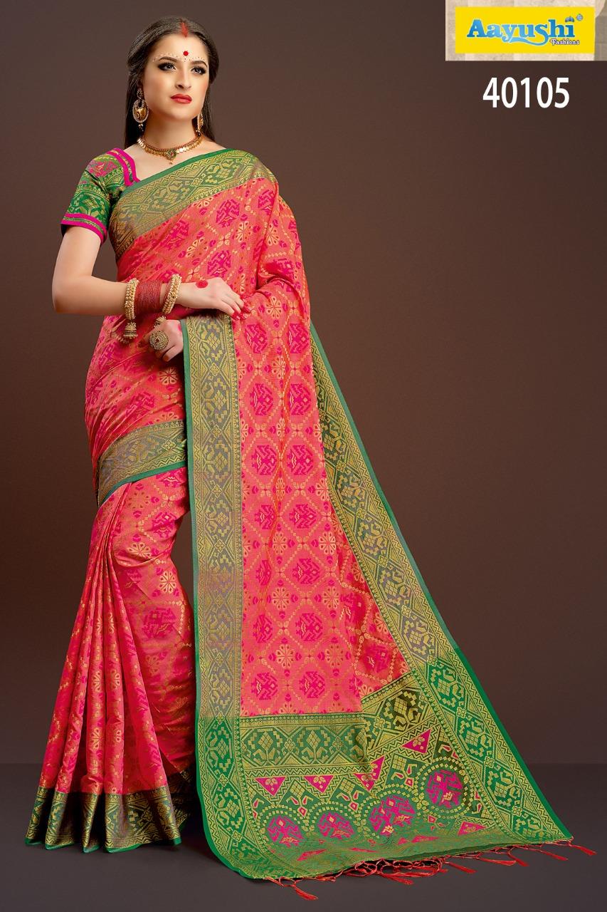 Aayushi Haute Couture 40105