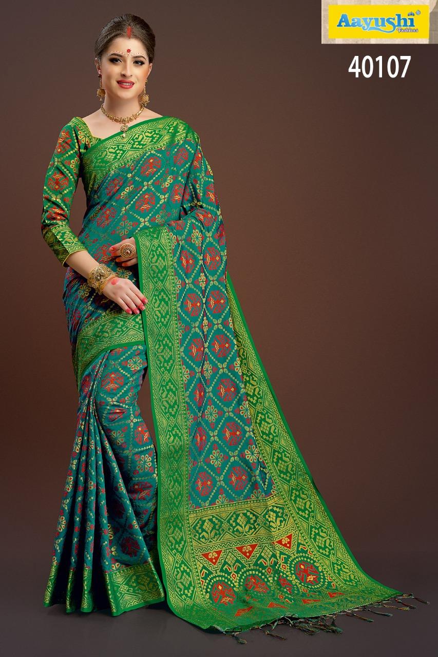 Aayushi Haute Couture 40107