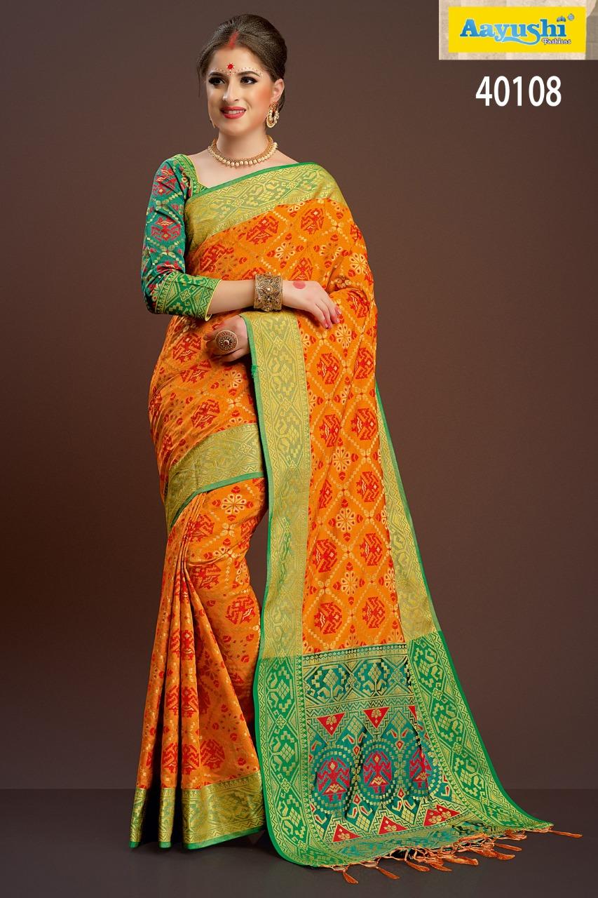 Aayushi Haute Couture 40108