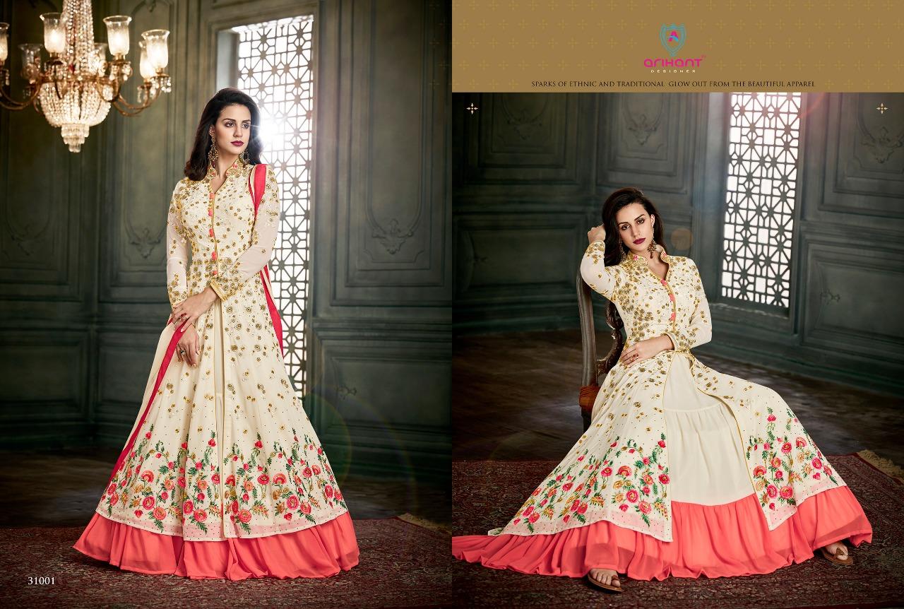 Arihant Designer Vidhisha 31001