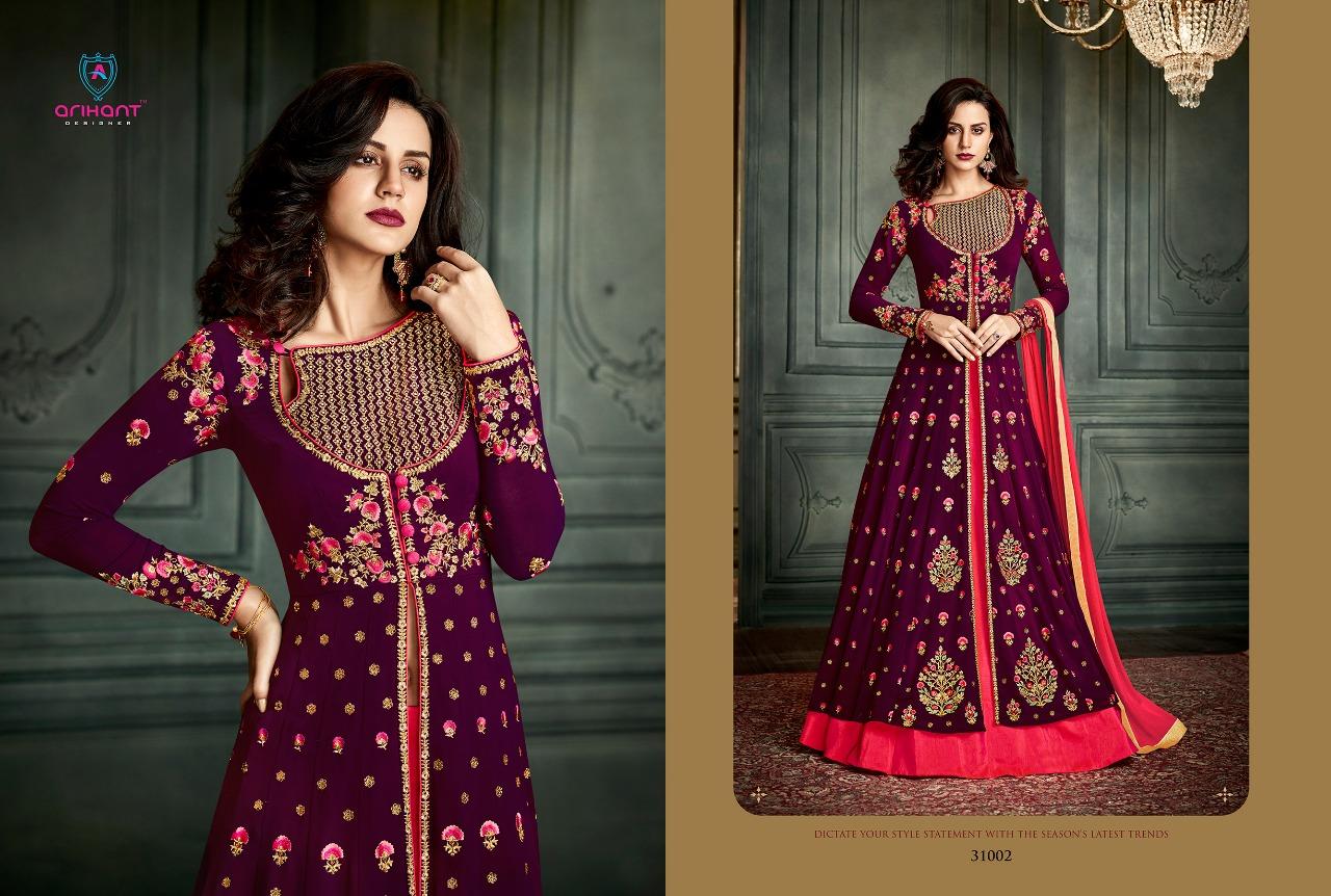 Arihant Designer Vidhisha 31002