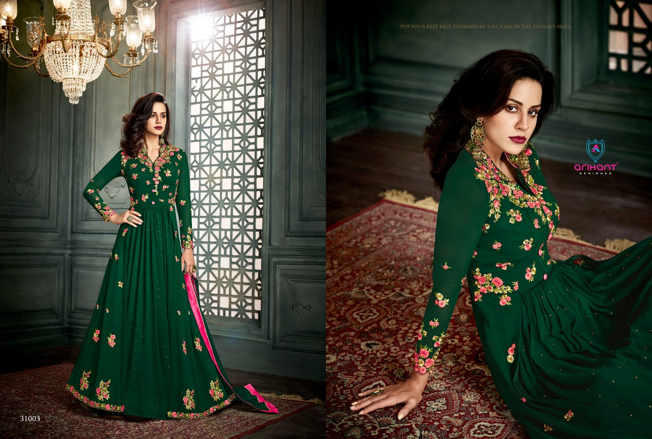Arihant Designer Vidhisha 31003