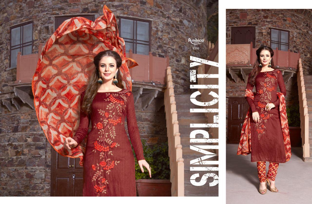 Ambica Fashions Essence 8509