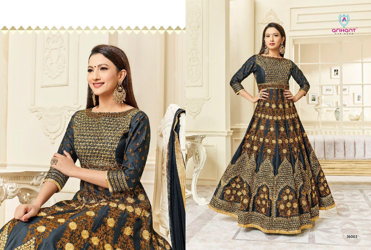 Arihant Designer Hayat 26002