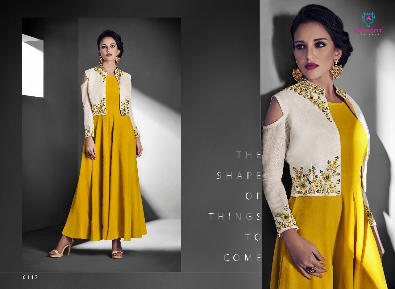 Arihant Designer Sasya 8117