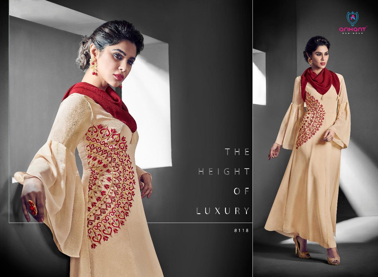 Arihant Designer Sasya 8118