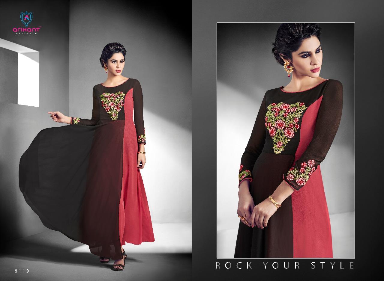 Arihant Designer Sasya 8119