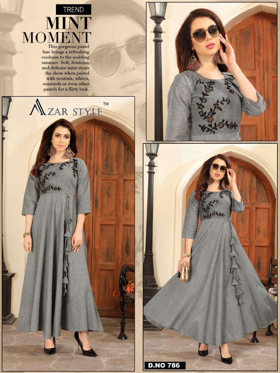 Azar Style Razee Fabrics 786