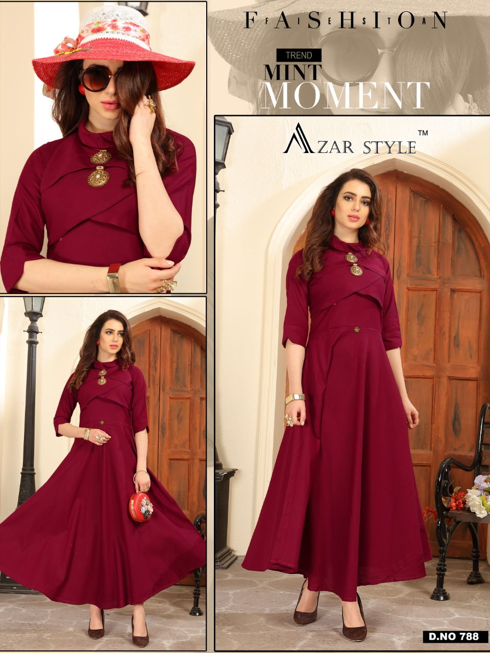 Azar Style Razee Fabrics 788
