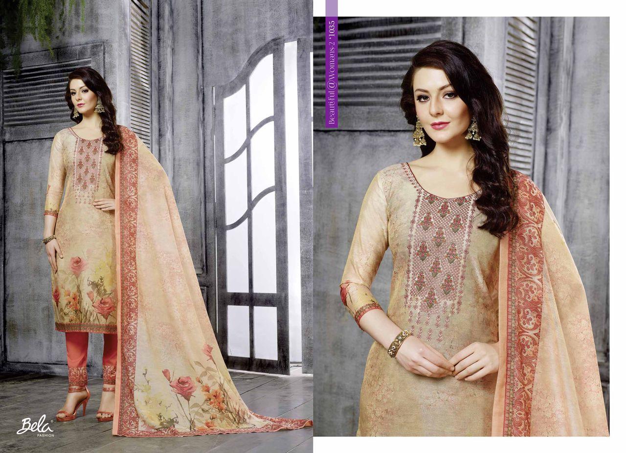 Bela Fashion Beautiful Womans 1035
