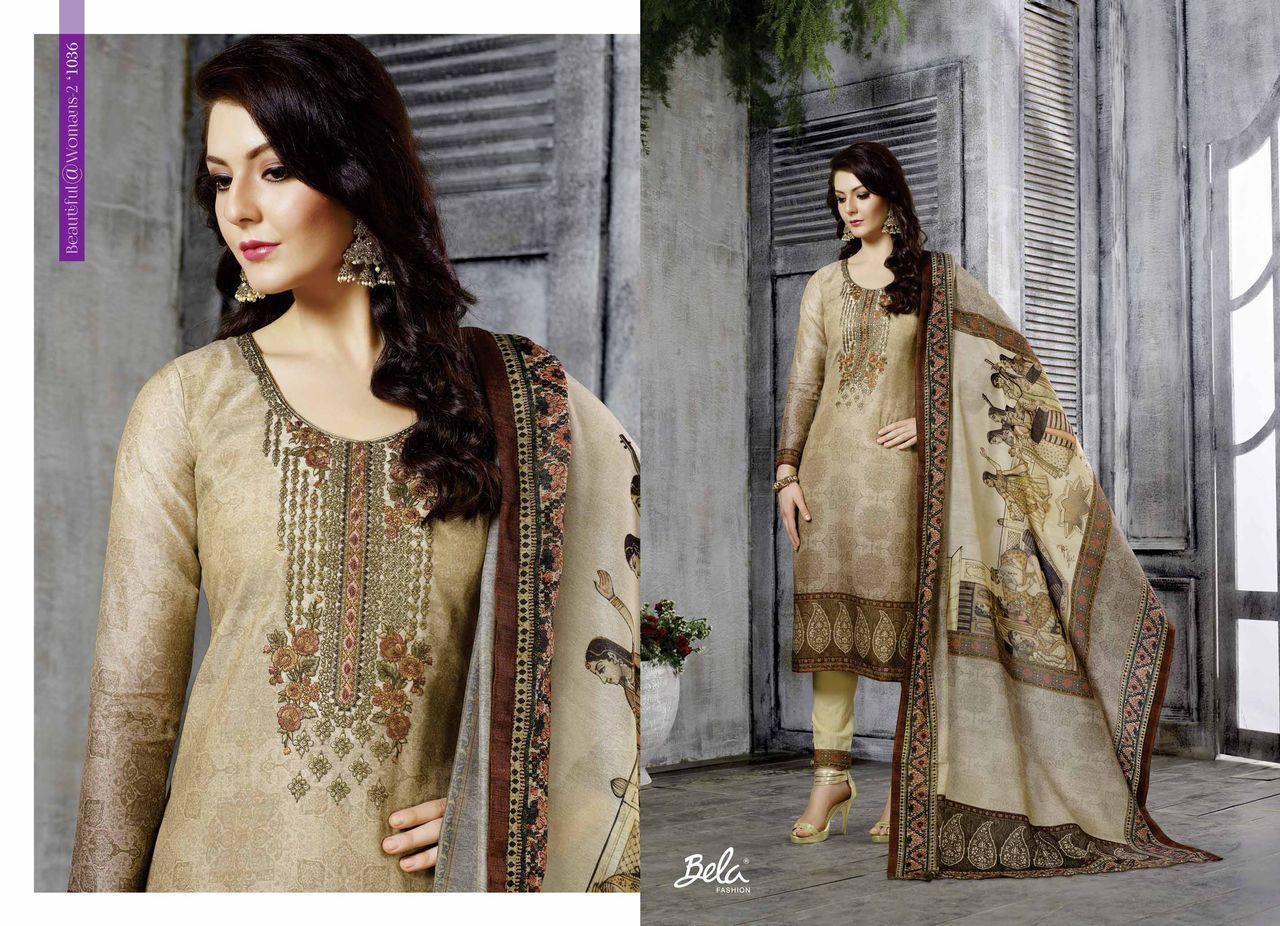 Bela Fashion Beautiful Womans 1036