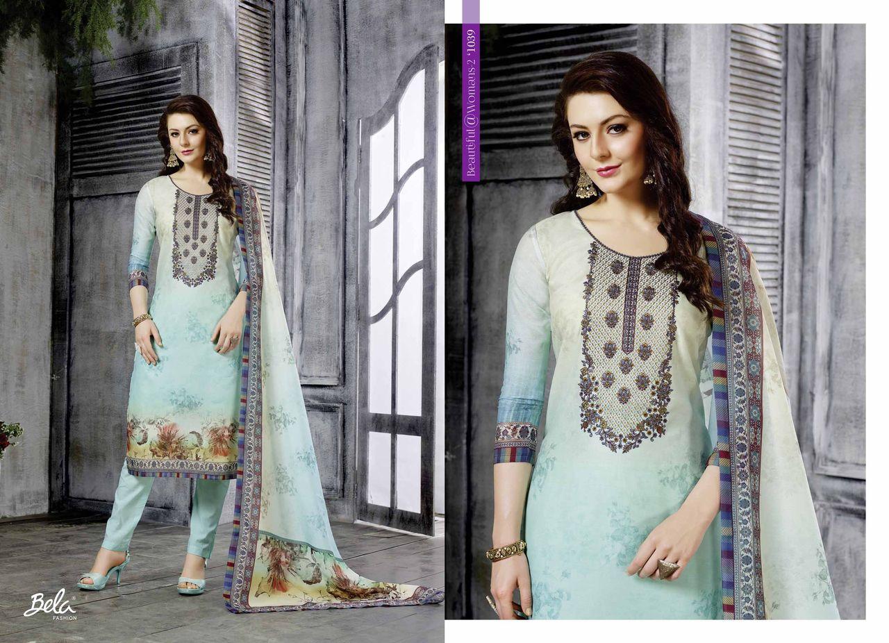 Bela Fashion Beautiful Womans 1039