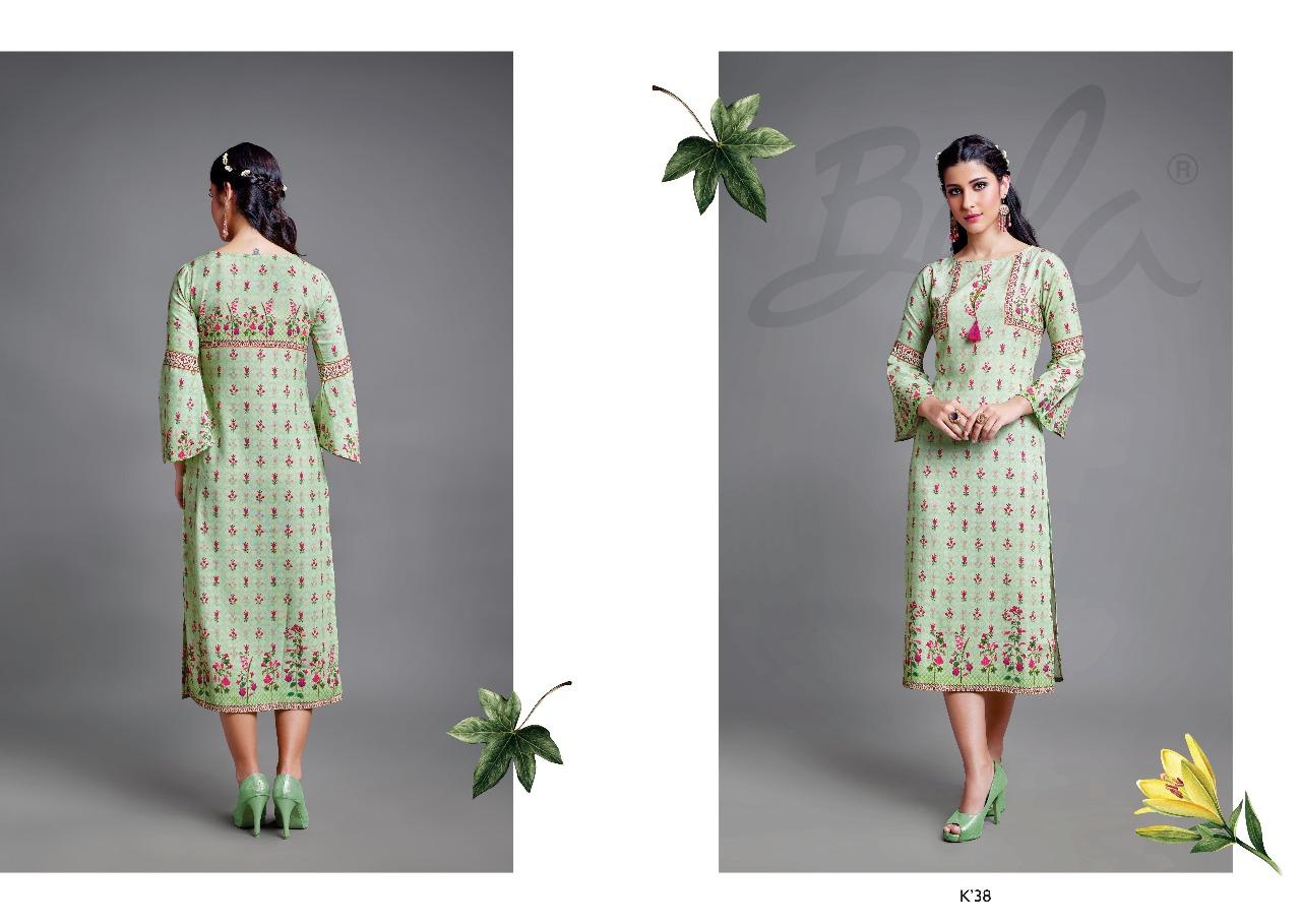 Bela Fashion Fresh Kurti K38