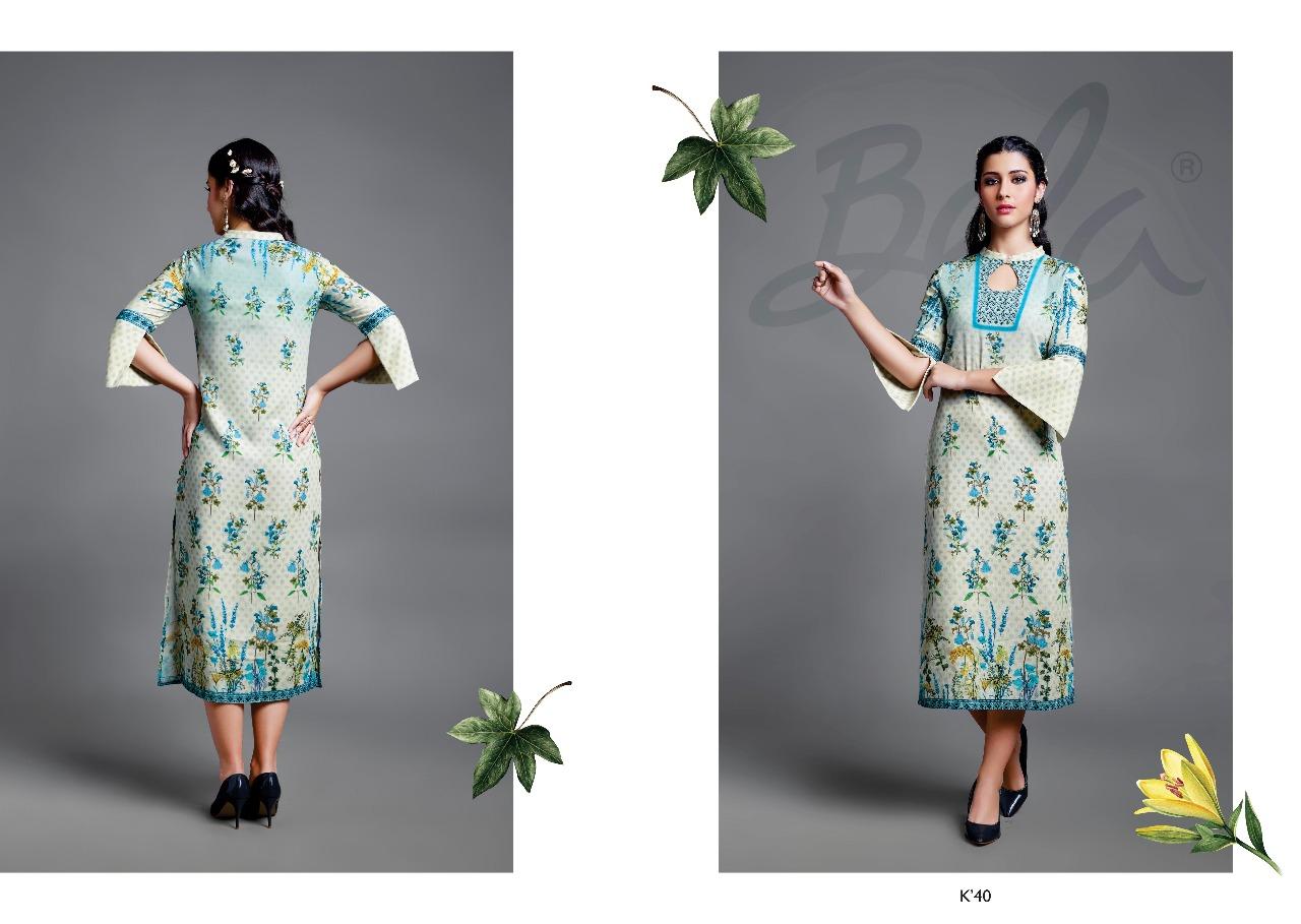 Bela Fashion Fresh Kurti K40