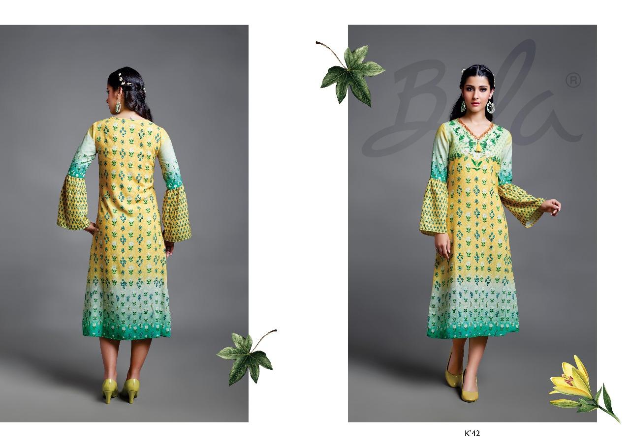 Bela Fashion Fresh Kurti K42