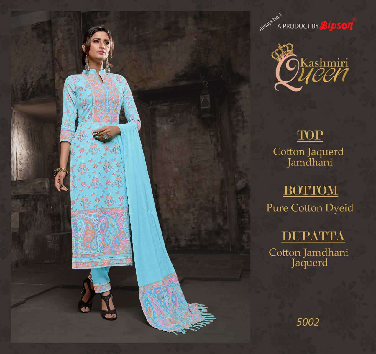 Bipson Kashmiri Queen 5002