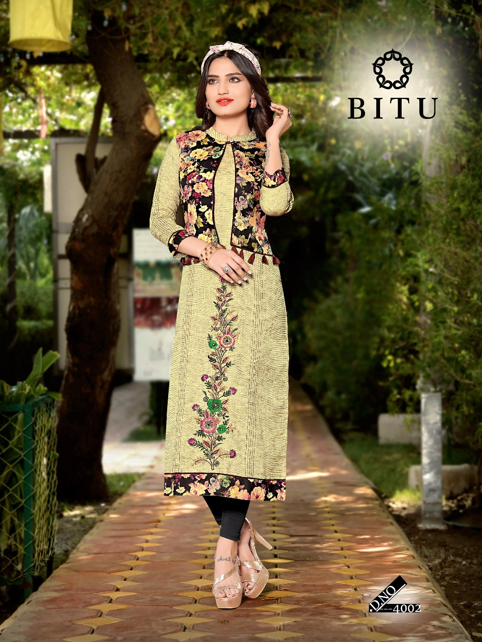 Bitu Rich Look 4002