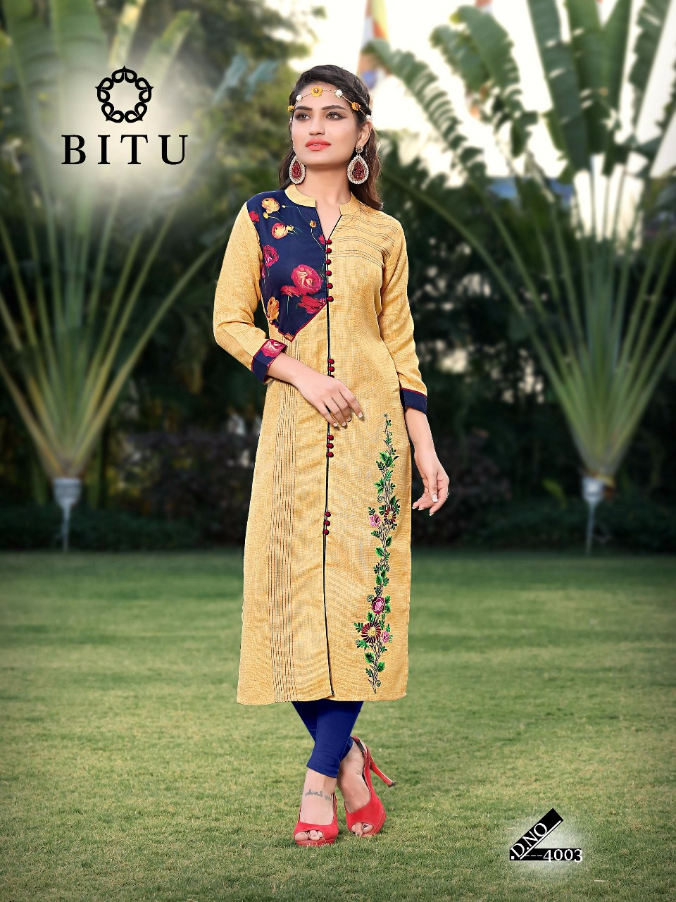 Bitu Rich Look 4003