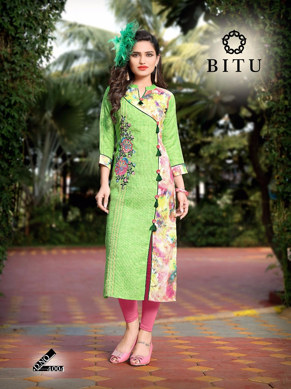 Bitu Rich Look 4004