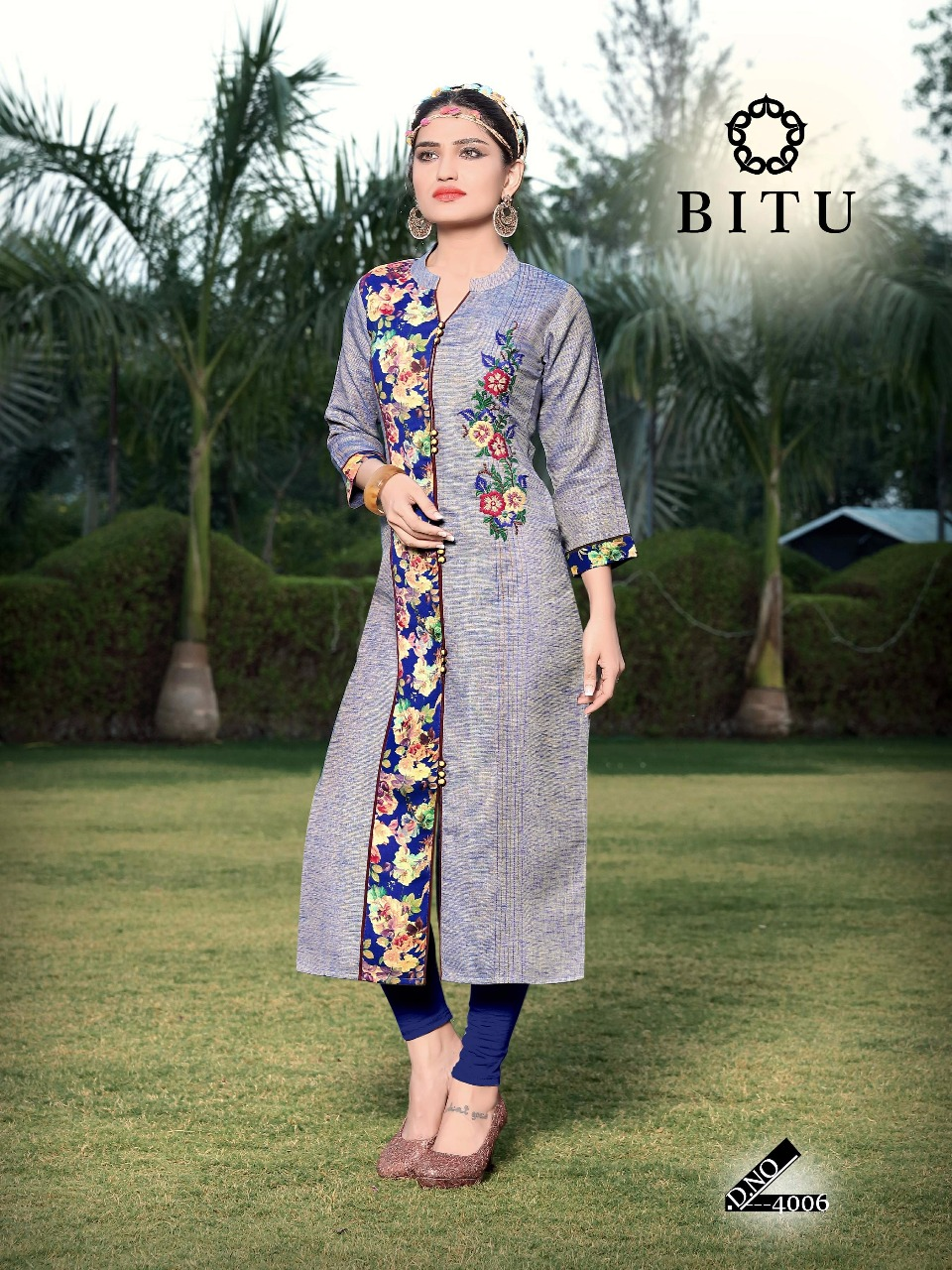 Bitu Rich Look 4006