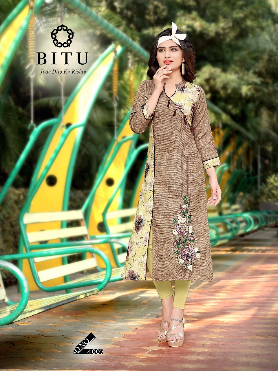 Bitu Rich Look 4007