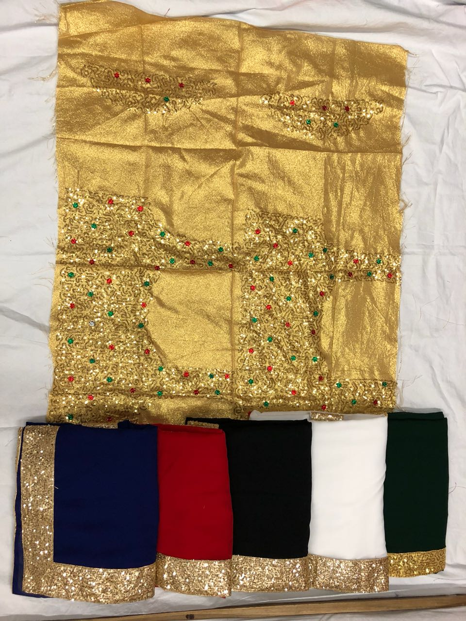 LATEST SAREE COLLECTION & COLORS GOLDEN